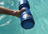 Sport dans l'eau